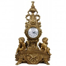 Часы Дворцовые с ангелами Гранд МК 2014