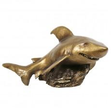 Статуэтка Акула на рифе МК 1037