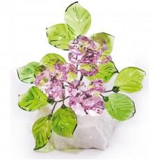 Букет цветов на мраморе V1003/10 ROS