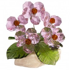 Букет цветов на мраморе V1006/10 ROS