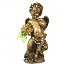 Ангел с хрустальными цветами CDA 6007 LT TOP