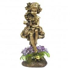 Лесная фея с хрустальными цветами CDA 6015 VL
