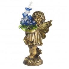 Маленькая фея с хрустальными цветами CDA 6014 DS