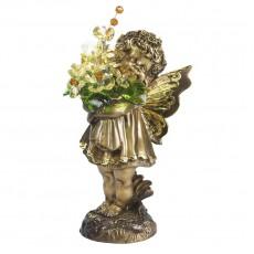 Маленькая фея с хрустальными цветами CDA 6014 LM