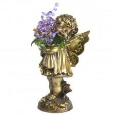Маленькая фея с хрустальными цветами CDA 6014 VL