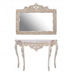 Консоль с зеркалом Прованс