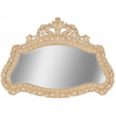 Зеркало настенное в прихожую Версаль EL 8200 слоновая кость