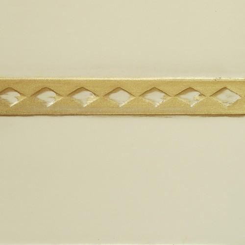 035 Эмаль Белый ясень (гладкий шпон) Патина золото