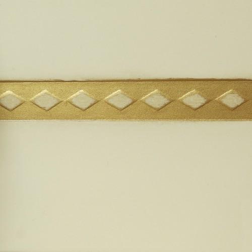041 Эмаль Леонардо (гладкий шпон) Патина золото