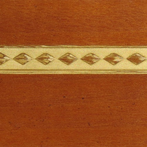009 Краситель Бергонце (фактурный шпон) Патина золото