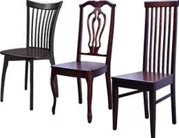Стулья с жестким сиденьем